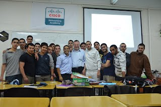 כיתת לימוד מערכות פתוחות בבית ספר קריית נוער   - 2012